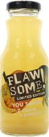 Flawsome! 2 Apples 1/8 Pumpkin Juice