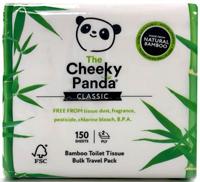 The Cheeky Panda Bulk Travel Pack Toilet Tissue