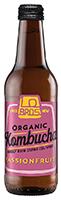 Lo Bros Passionfruit Kombucha Organic