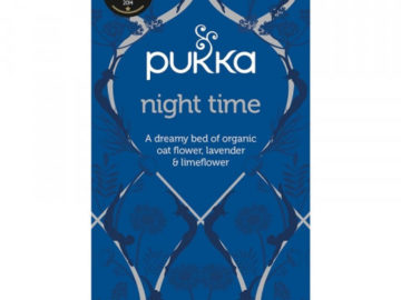 Pukka Night Time Tea Organic ~ 17% OFF