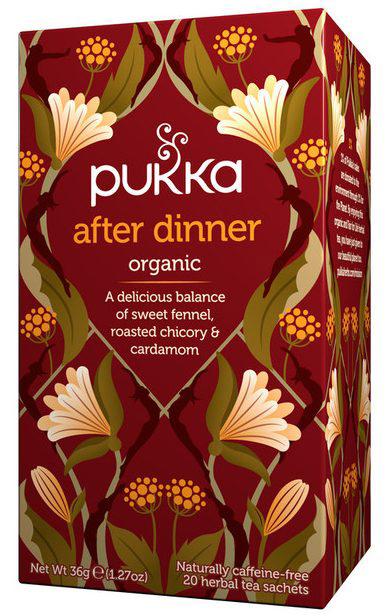 Pukka After Dinner Tea Organic