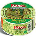Zanae Okra in Tomato Sauce