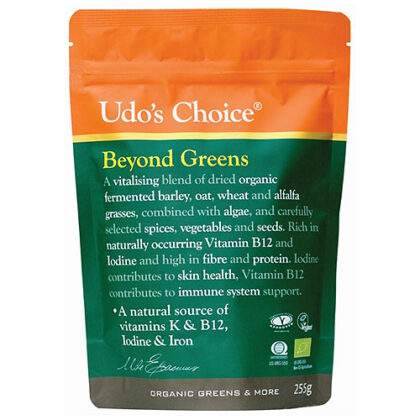 Udo's Choice Beyond Greens 255g **33% OFF**