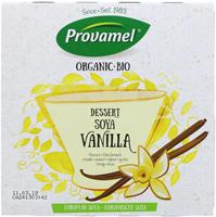 Provamel Vanilla Flavoured Soya Dessert Organic