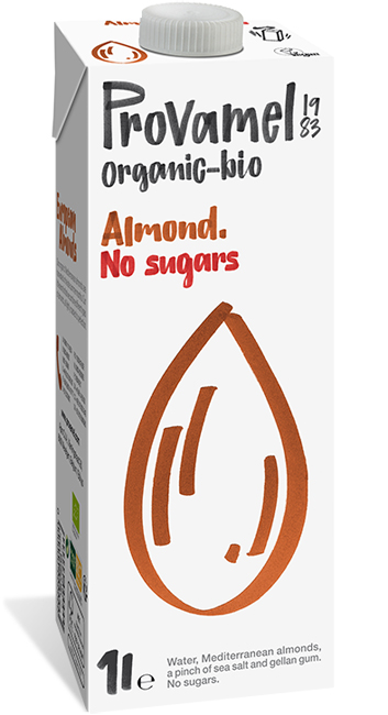 Provamel Almond Milk Unsweetened Organic