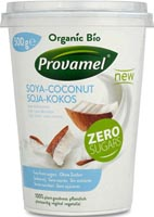 Provamel Soya Coconut Zero Sugar Yogurt Organic
