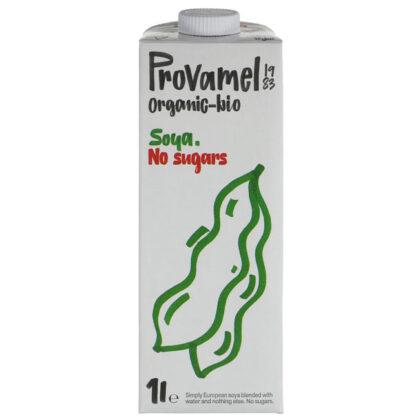 Provamel Unsweetened Soya Milk Organic 1lt