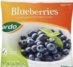 Ardo Frozen Blueberries