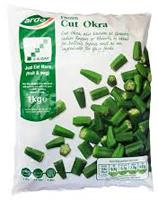 Ardo Frozen Cut Okra
