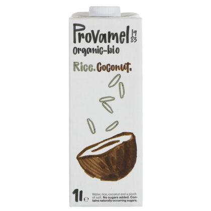 Provamel Rice Coconut Milk Unsweetened Organic