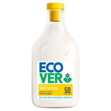 Ecover Gardenia & Vanilla Fabric Softener 1.5L