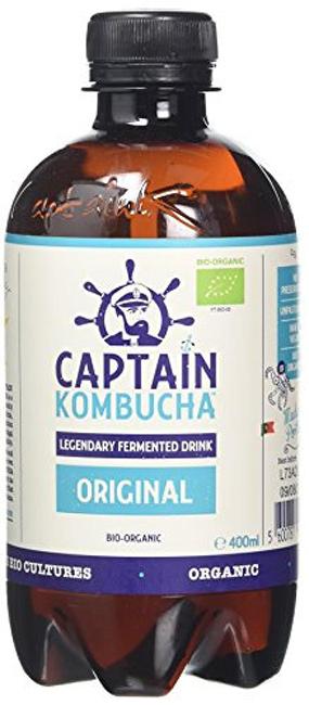 Captain Kombucha Original Organic