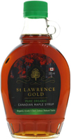 St. Lawrence Gold Canadian Dark Maple Syrup Organic 250ml
