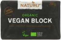 Naturli' Vegan Block Butter Alternative Organic