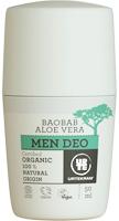 Urtekram Baobab Aloe Vera Men Deo Organic