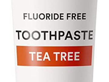 Urtekram Tea Tree Toothpaste Organic