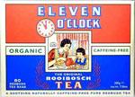 Eleven O'Clock Rooibosch Tea Organic ~ 80 Bags
