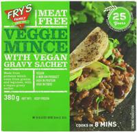 Fry's Meat Free Veggie Mince