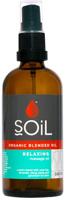 sOil Relaxing Blended Massage Oil Organic
