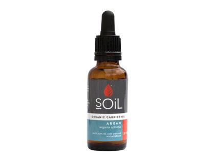 sOiL Argan Carrier Oil Organic