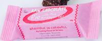 Living Foods Raw Chocolate Pie With Pink Himalayan Salt
