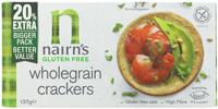 Nairn's Gluten Free Wholegrain Crakers