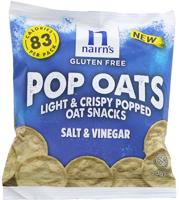 Nairn's Gluten Free Salt & Vinegar Pop Oats
