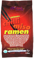 King Soba Chilli Miso Ramen Organic