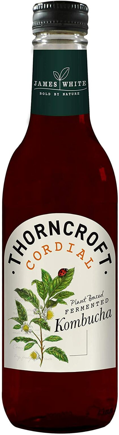 Thorncroft Kombucha Cordial