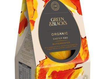 Green & Black's Butterscotch Egg Fairtrade Organic