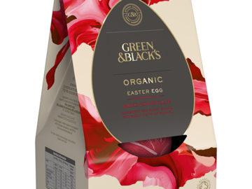 Green & Black's Dark 70% Dark Chocolate Egg Organic