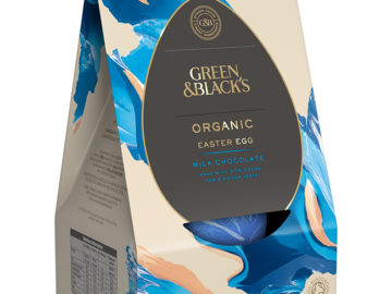 Green & Black's Milk Chocolate Egg Organic