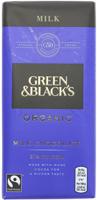 Green & Black's Milk Chocolate Organic