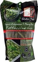Explore Asian Edamame & Mung Bean Fettucine Pasta Organic