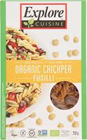 Explore Cuisine Chickpea Fusilli Organic