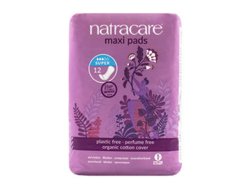 Natracare Super Maxi Pads