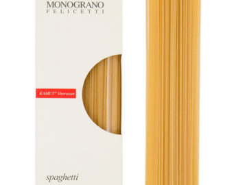 Felicetti Monograno Kamut Khorasan Spaghetti Organic