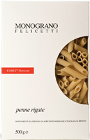 Felicetti Monograno Kamut Khorasan Penne Rigate Organic