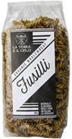 La Terra Wholewheat Fusilli Organic