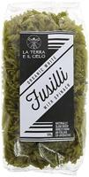 La Terra Spinach Fusilli Pasta Organic
