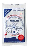 Trapani Unrefined Sicilian Seasalt Fine