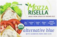 MozzaRisella Spreadable Blue Organic