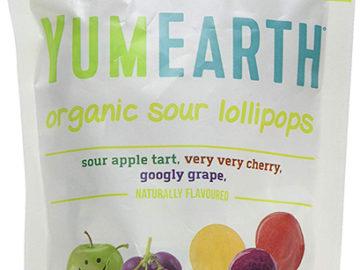 YumEarth Sour Pops Organic