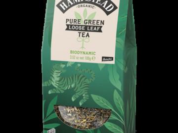 Hampstead Tea Green Tea Loose Leaf Organic