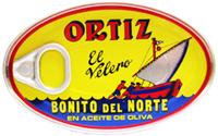 Ortiz Bonito Del Norte In Olive Oil