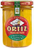 Ortiz White Tuna In Organic Olive Oil