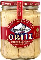 Ortiz White Tuna In Water