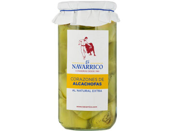 El Navarrico Artichoke Hearts