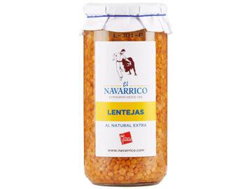 El Navarrico Lentils