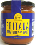 Brindisa Fritada Tomato & Red Pepper Sauce